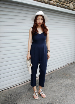 Shortish Jumpsuit